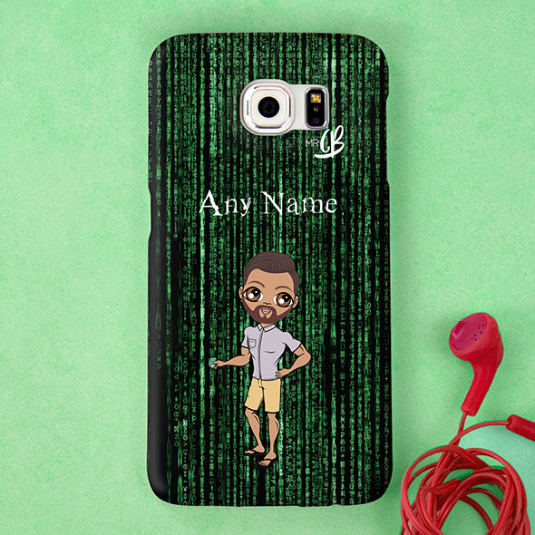 MrCB Code Print Personalised Phone Case - Image 3