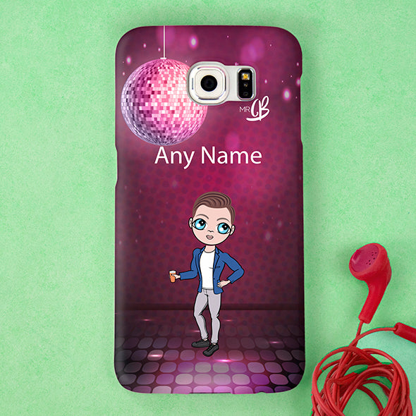 MrCB Disco Diva Personalised Phone Case - Image 1