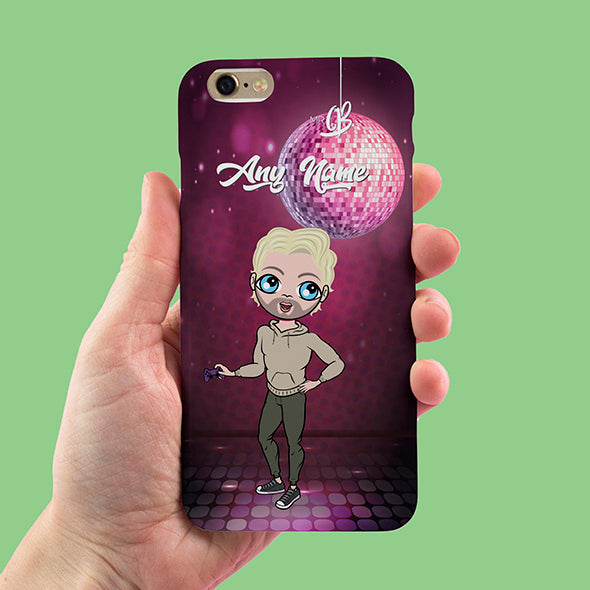 MrCB Disco Diva Personalised Phone Case - Image 3