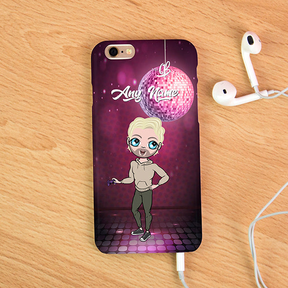 MrCB Disco Diva Personalised Phone Case - Image 4