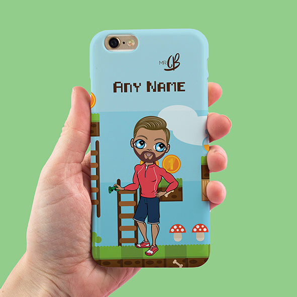 MrCB Gamer Personalised Phone Case - Image 2