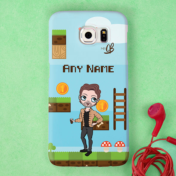 MrCB Gamer Personalised Phone Case - Image 1