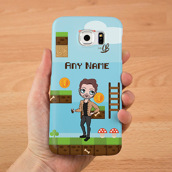 MrCB Gamer Personalised Phone Case - Image 4
