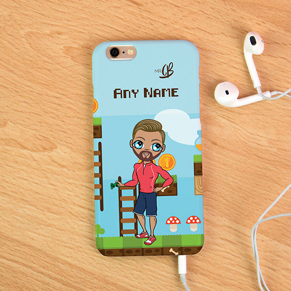 MrCB Gamer Personalised Phone Case - Image 3
