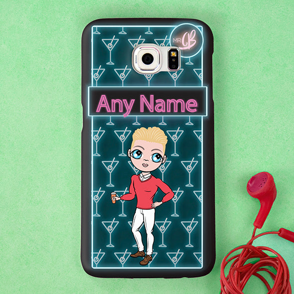 MrCB Cocktail Hour Personalised Phone Case - Image 2
