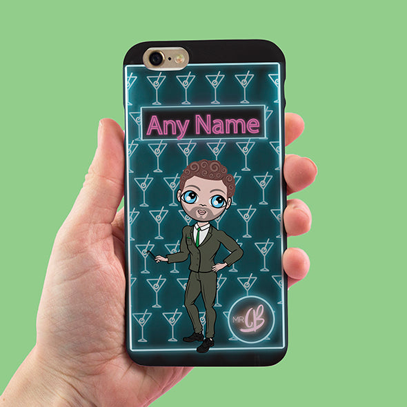 MrCB Cocktail Hour Personalised Phone Case - Image 3