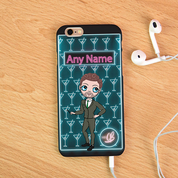 MrCB Cocktail Hour Personalised Phone Case - Image 4