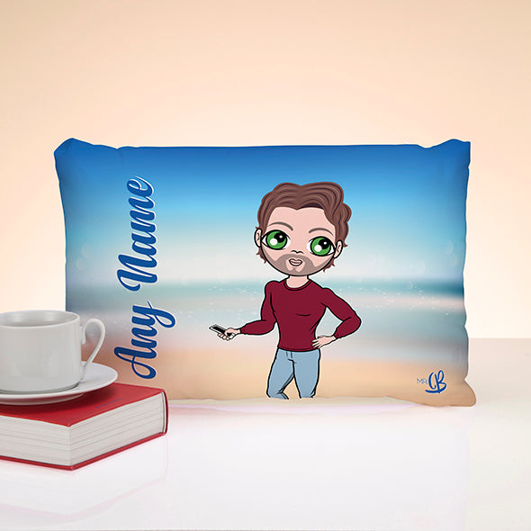 MrCB Beach Colours Placement Cushion - Image 1