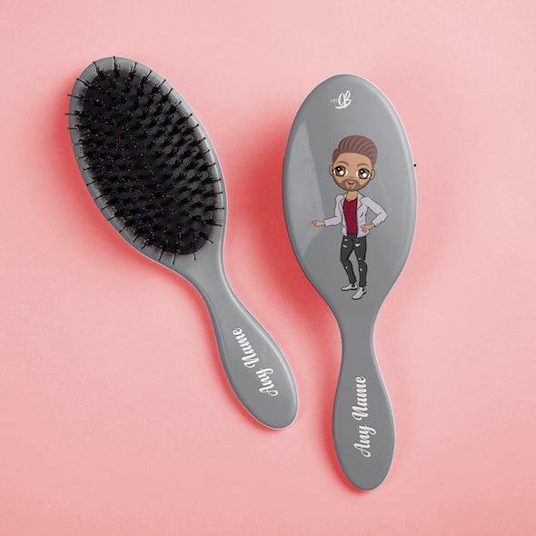 MrCB Grey Hair Brush - Image 1