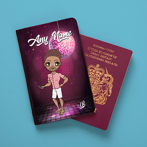 MrCB Disco Diva Passport Cover - Image 4