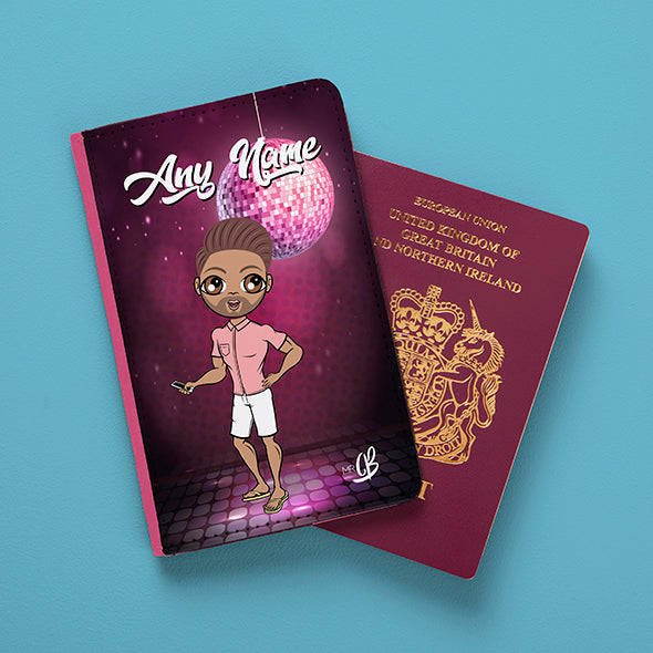 MrCB Disco Diva Passport Cover - Image 1