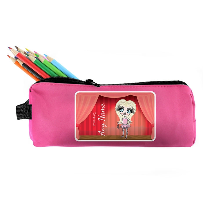 ClaireaBella Girls Ballet Pencil Case - Image 5