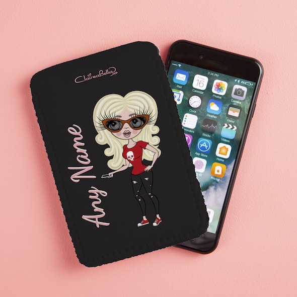 ClaireaBella Fabric Phone Case - Image 5