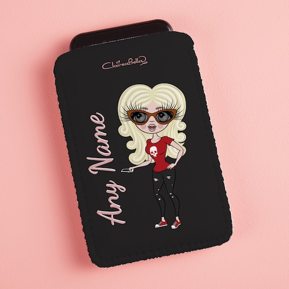 ClaireaBella Fabric Phone Case - Image 4