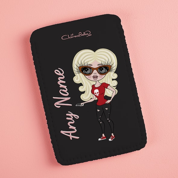 ClaireaBella Fabric Phone Case - Image 3