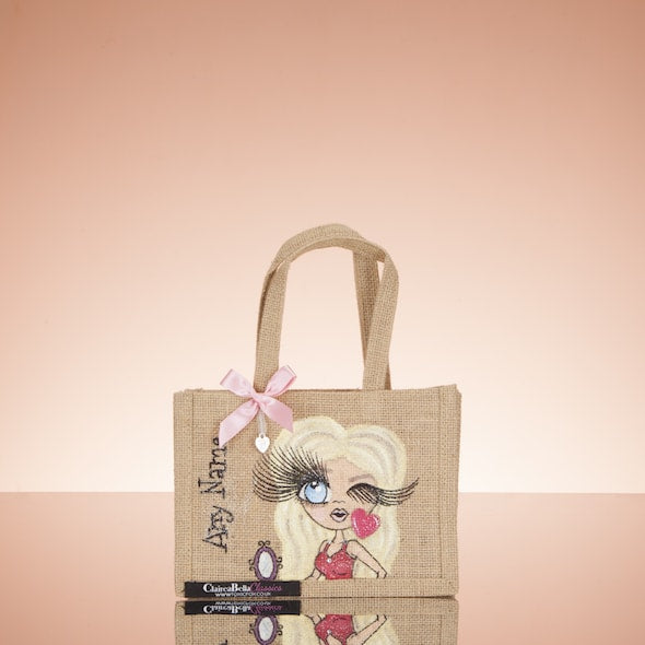 ClaireaBella Polo Jute Bag - Image 1