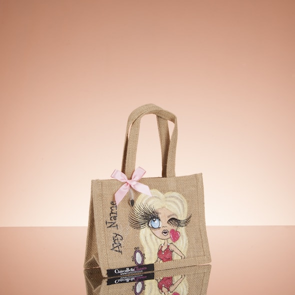 ClaireaBella Polo Jute Bag - Image 3