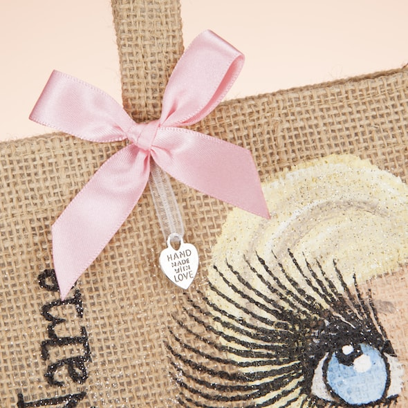 ClaireaBella Polo Jute Bag - Image 5
