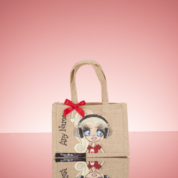 ClaireaBella Polo Jute Bag - Image 4