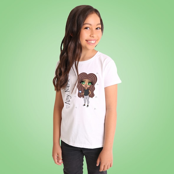 ClaireaBella Girls T-Shirt - Image 8