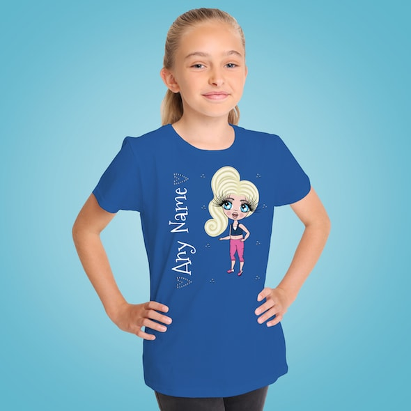 ClaireaBella Girls T-Shirt - Image 4