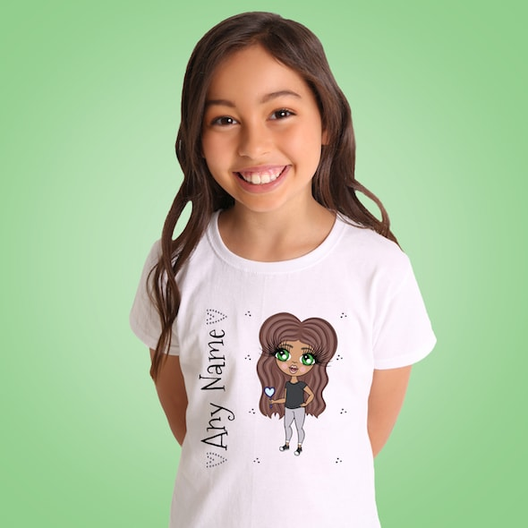 ClaireaBella Girls T-Shirt - Image 5
