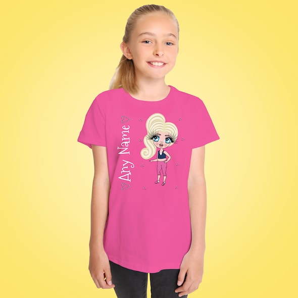ClaireaBella Girls T-Shirt - Image 7