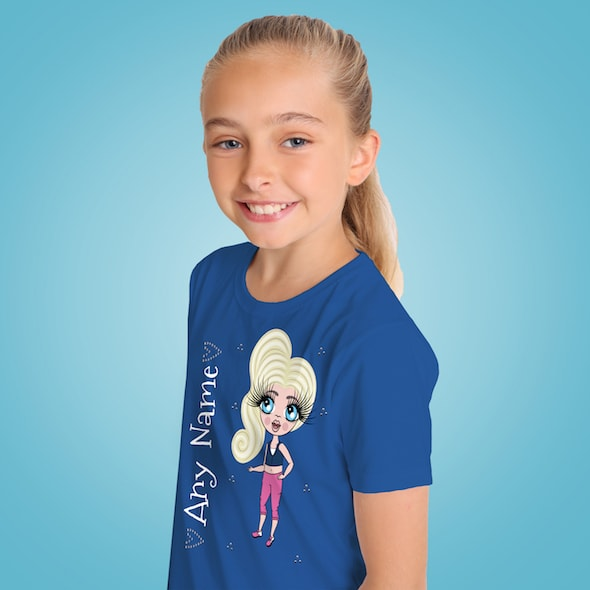 ClaireaBella Girls T-Shirt - Image 9