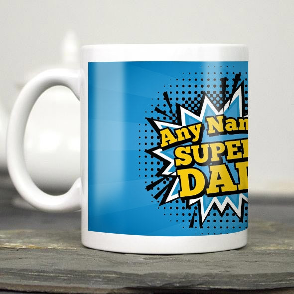 MrCB Super Dad Mug - Image 2