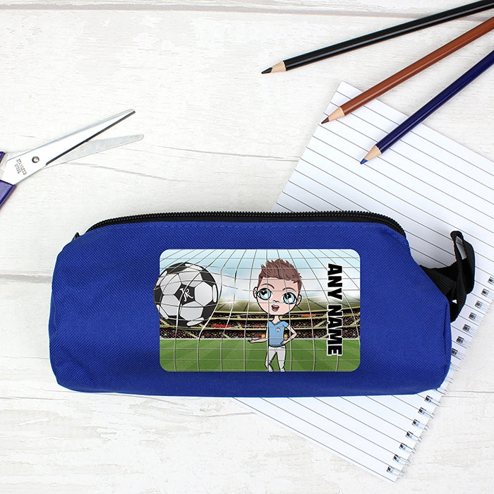 Jnr Boys Football Pencil Case - Image 1