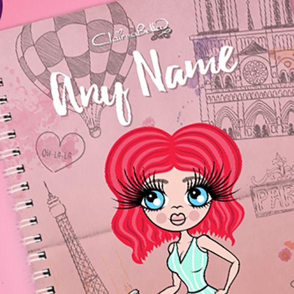 ClaireaBella Paris A5 Notebook - Image 2