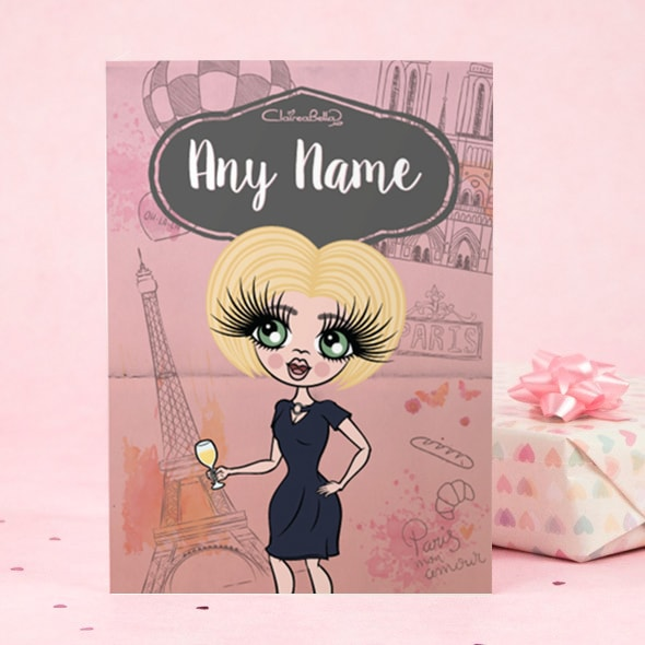 ClaireaBella Greeting Card - Paris - Image 2