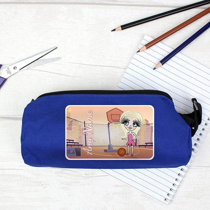 ClaireaBella Girls Netball Pencil Case - Image 4