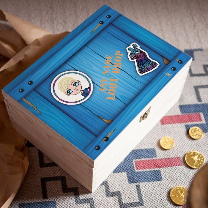 Jnr Boys Loot Drop Memory Box - Image 2