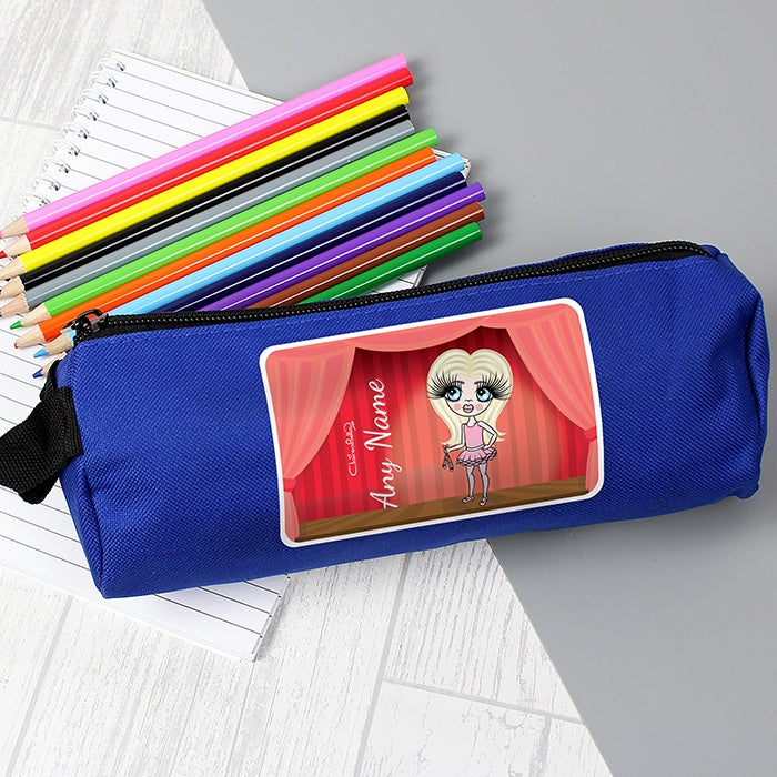 ClaireaBella Girls Ballet Pencil Case - Image 2