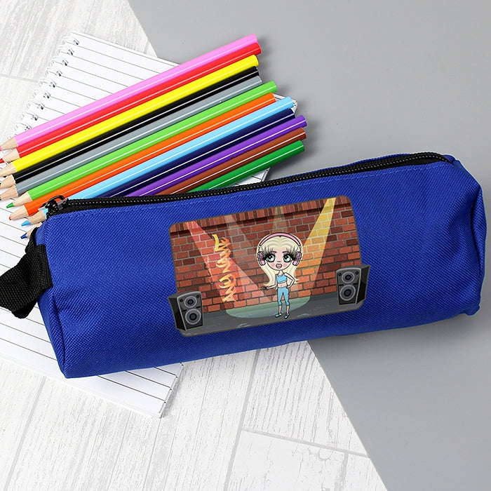 ClaireaBella Girls Street Dance Pencil Case - Image 2