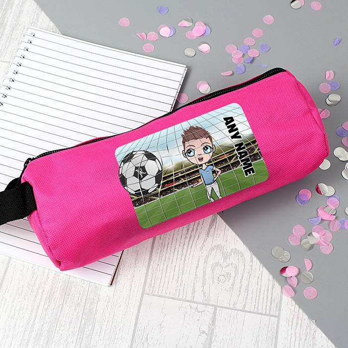 Jnr Boys Football Pencil Case - Image 3