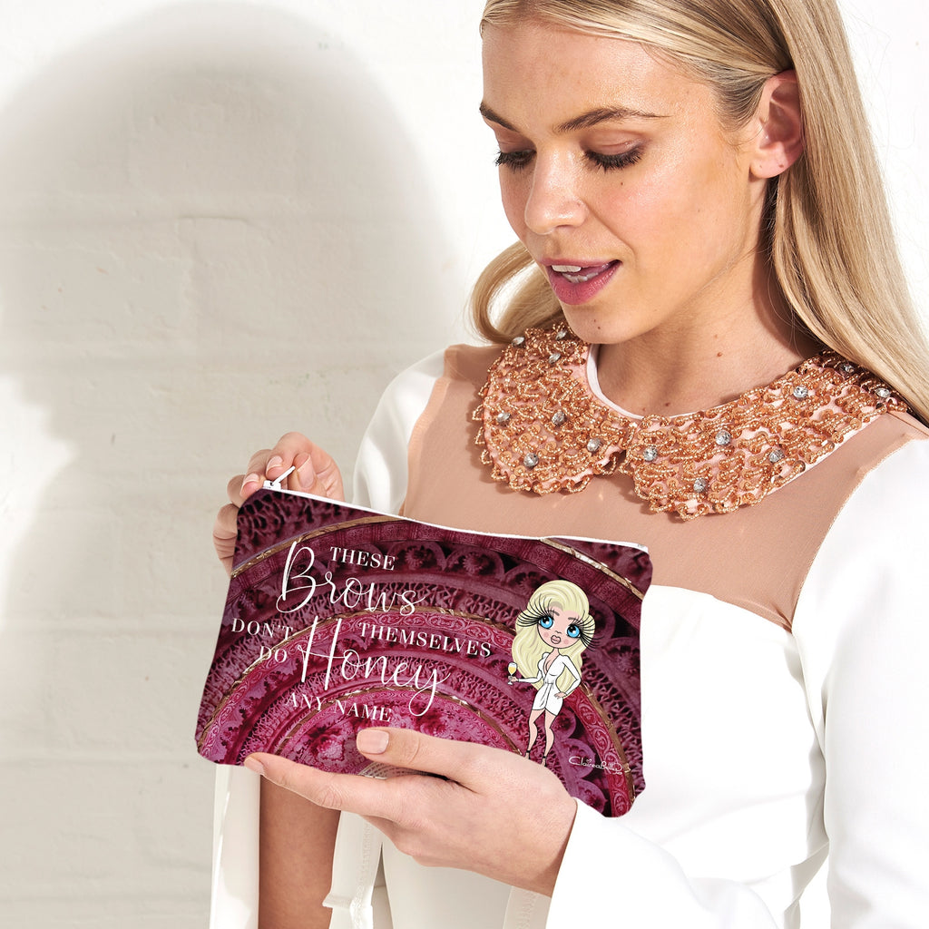 ClaireaBella Brows Make Up Bag - Image 1