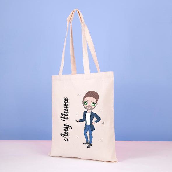MrCB Canvas Bag - Image 1