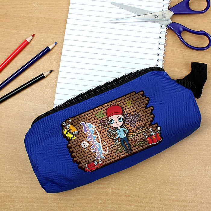 Jnr Boys Street Dance Pencil Case - Image 1