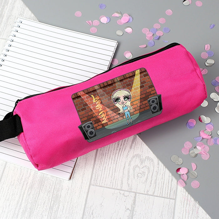 ClaireaBella Girls Street Dance Pencil Case - Image 3