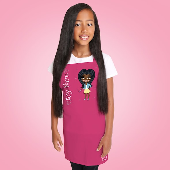 ClaireaBella Girls Apron - Image 1