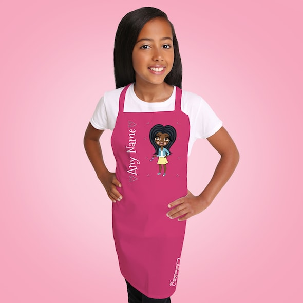 ClaireaBella Girls Apron - Image 5