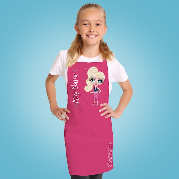 ClaireaBella Girls Apron - Image 3