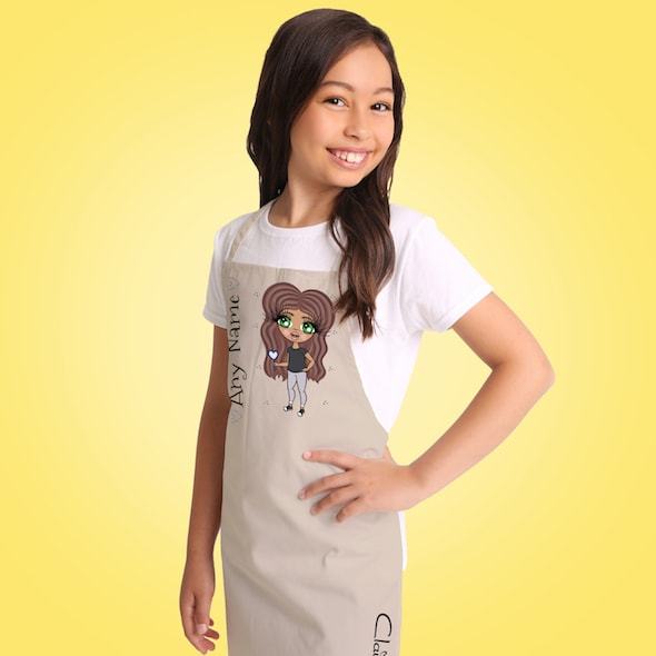 ClaireaBella Girls Apron - Image 6