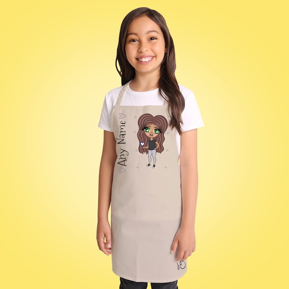ClaireaBella Girls Apron - Image 4