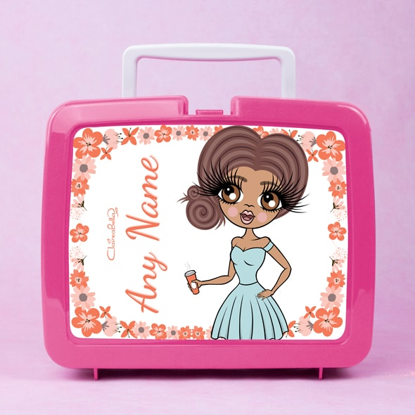 ClaireaBella Flower Lunch Box - Image 1