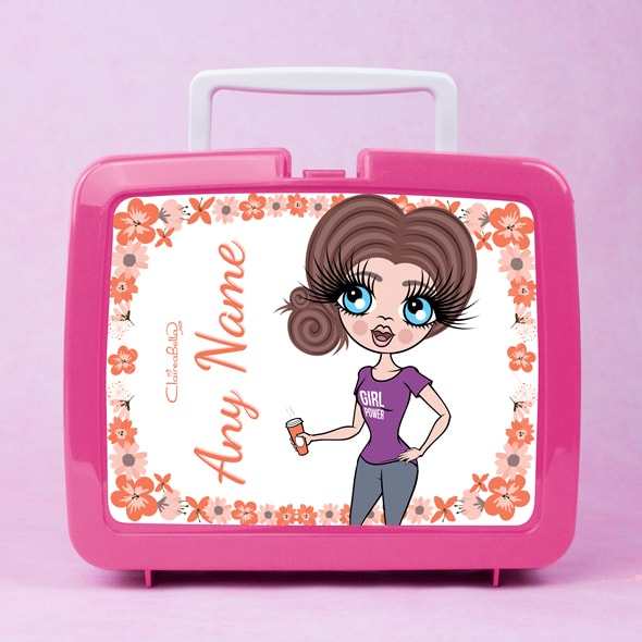 ClaireaBella Flower Lunch Box - Image 3