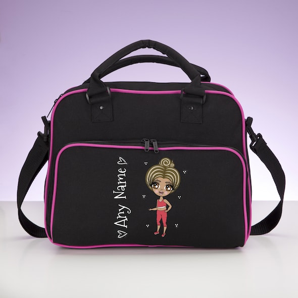 ClaireaBella Girls Sports Bag - Image 1
