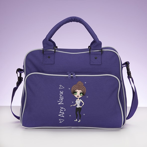 ClaireaBella Sports Bag - Image 1